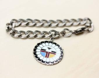 Southwest Vintage Charm Bracelet