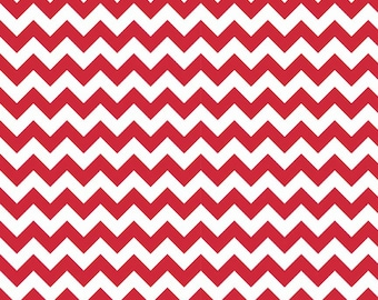 Flannel, Wholesale, Closeout, Red, Small, Chevron, Riley, Blake, Holiday, School, Fabric, Baby, Boy, Girl, Unisex, 1 yard, FREE SHIP to U.S.
