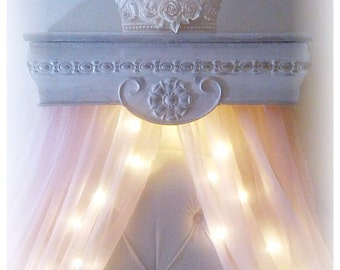 Canopy Lights to add to your Bed Crown