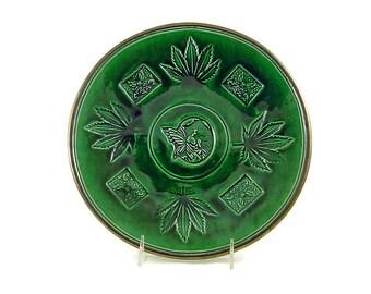 Queen of FAIRIES OFFERING Bowl Handmade Raku PotterySALE