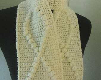 Awareness Scarf (Pearl)