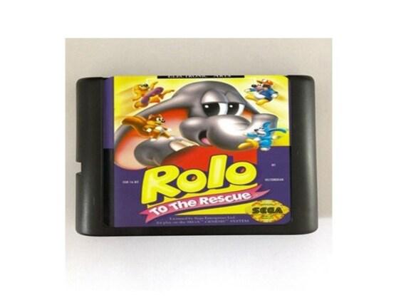 Rolo to the rescue sega download game