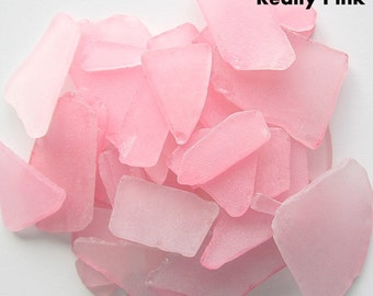 Beach Decor Pink Seaglass Bulk, Nautical Wedding Decor Pink Sea Glass Bulk, Bulk Beach Glass, Bulk Sea Glass, PINK, 2 Lbs,  #SGBRP