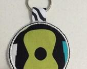 Guitar Keychain Ready to ship