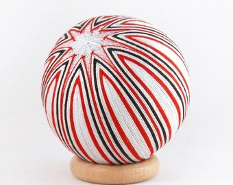 Japanese Temari Ball Holiday Gift