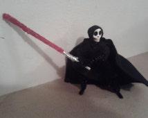 Fuzzy Figures: Grim Reaper (sith)