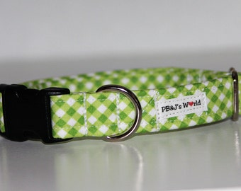 PBJ World Custom Collar...Farmer's Market