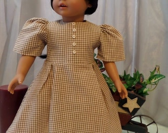18 Inch Doll Clothes / Doll Dress / Doll Clothes / Doll Clothing / Doll Accessories / Fits American Girl Doll - 1025