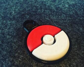 3D Printed Pokéball Keychain
