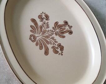 Pfaltzgraff Platter