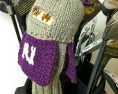 UCF Knightro Mascot Custom Golf Headcover