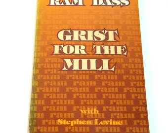 Grist For The Mill By Ram Dass, Vintage Book