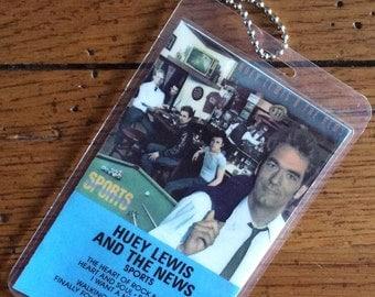 Huey Lewis & News Tag