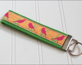 Bird Watch Key Fob