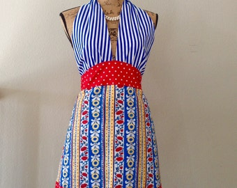Country French Apron