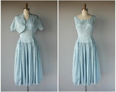 Vintage 1950s Party Dress | 50s Dress | 1950s Cocktail Dress | 40s Dress | Vintage 50s Dress