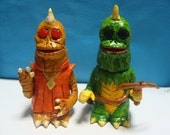 Lizard People S/P shakers(standard size,full body style)*Made To Order*