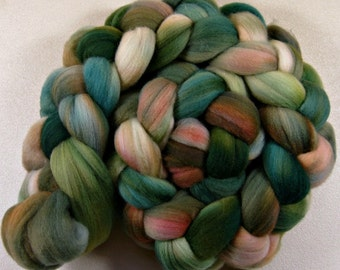 Bewitching 2 merino wool top for spinning and felting (4.1 ounces)