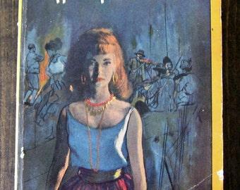 CLEARANCE - 50% Off - Gypsy Secret by Florence Crane - Vintage Paperback - Vintage teen novel - Romany Gypsies - Gypsy Girl