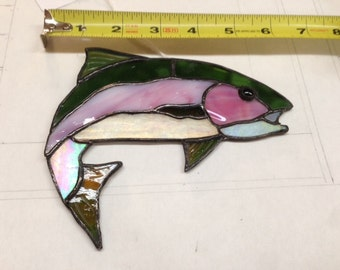 """A.) Jumping Rainbow Trout (6"""") Ity Bity"""