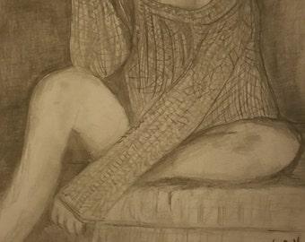 Sofa Girl