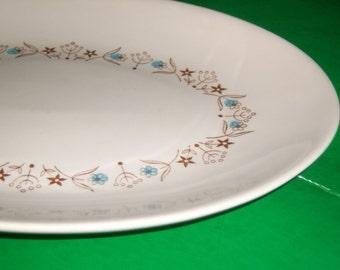 Retro Dinner Platter