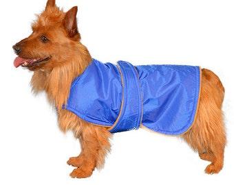 Great Dane Winter Coat, custom made with tummy panel