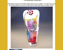 English, Lampwork Tutorial, Cat Tutorial for Intermediate Glass Artists by Art Glass by Manuela Wutschke