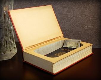 Hollow Book Safe (Vintage 1928 Bel Ami by Guy de Maupassant)