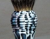 """Custom Gonzo./30 """"Manchurian"""" Shaving Brush"""