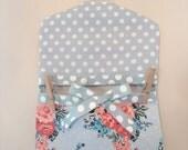 Custom clothes pin bag- peg bag