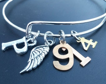 SCRIPTURE BRACELET, Christian Bracelet, PSALM 91:4,He will cover you with his feathers, and under his wings you will find refuge; Comfort