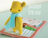 Goodnight Little Bear Creative Card