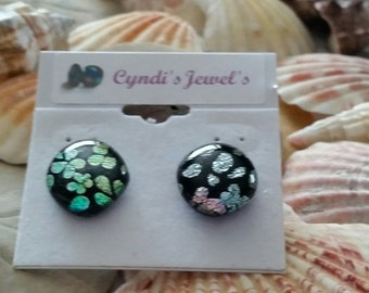 A Touch Of Color Earrings