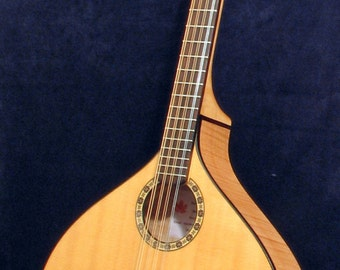 Irish Bouzouki, Octave Mandolin,