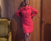I. Magnin Some Like it Hot Dress Suit 1960's