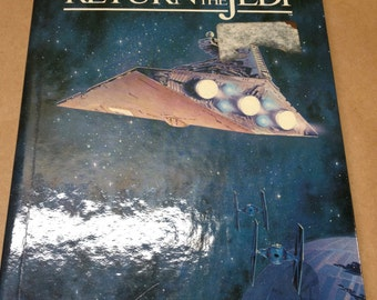 Star Wars Return of the Jedi Pop Up Book Random House