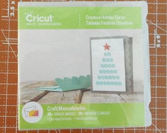 Cricut Cartridge Creative Holiday Cards  2002149  2013