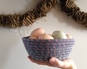 Small fabric bowl