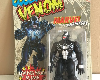 Early 1990s Venom Action Figure still in Packing
