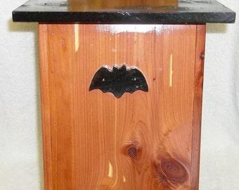 Four Chamber Cedar Bat House