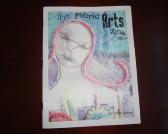 The Fabric Arts Zine Issue #4