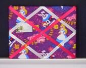11 x 14 Disney Alice in Wonderland Memory Board