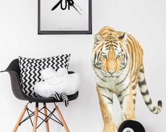 Vinyl Wall Sticker Decal Art - Tiger