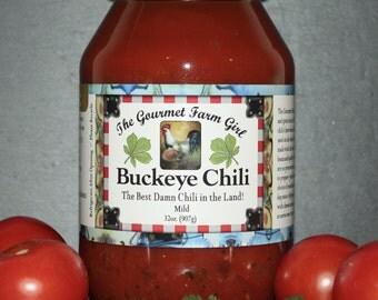 Buckeye Chili-The Best Damn Chili in the Land
