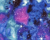 Out of This World Galaxy - Timeless Treasures - Fat Quarter