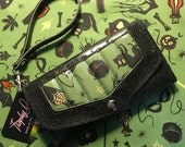 Artist Edition Wallet in Spook Show