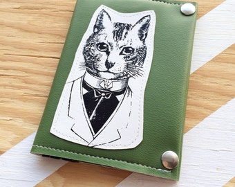 Here kitty kitty kitty Travel Wallet