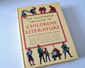 Illustrated Treasury of Children's Literature edited by Margaret Martignoni