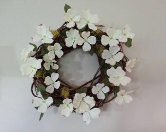 Spring Dogwood Twig Wreath